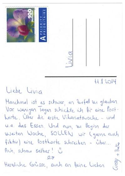 Liebe Livia II